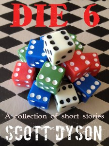 6 short stories, 123 pages, $2.99